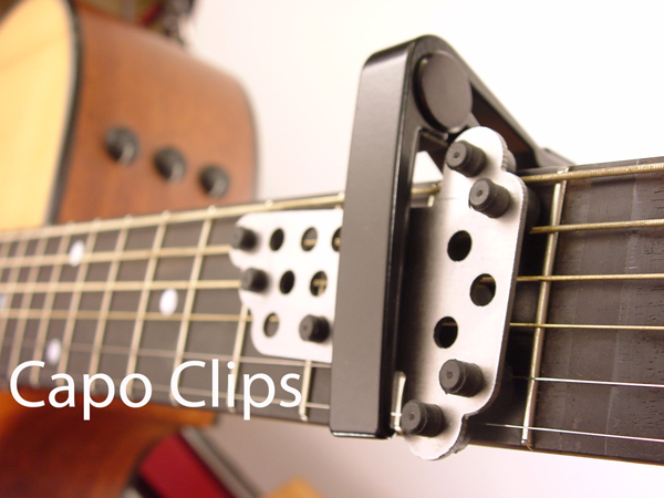 Capo Clips - Express your own original voice with amazing new sounds!